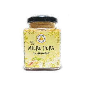 miere de albine cu ghimbir